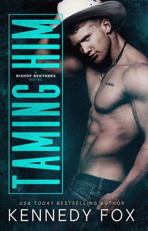 Taming Him Cover Reveal!