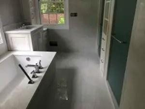 porcelain tile master bath ideas