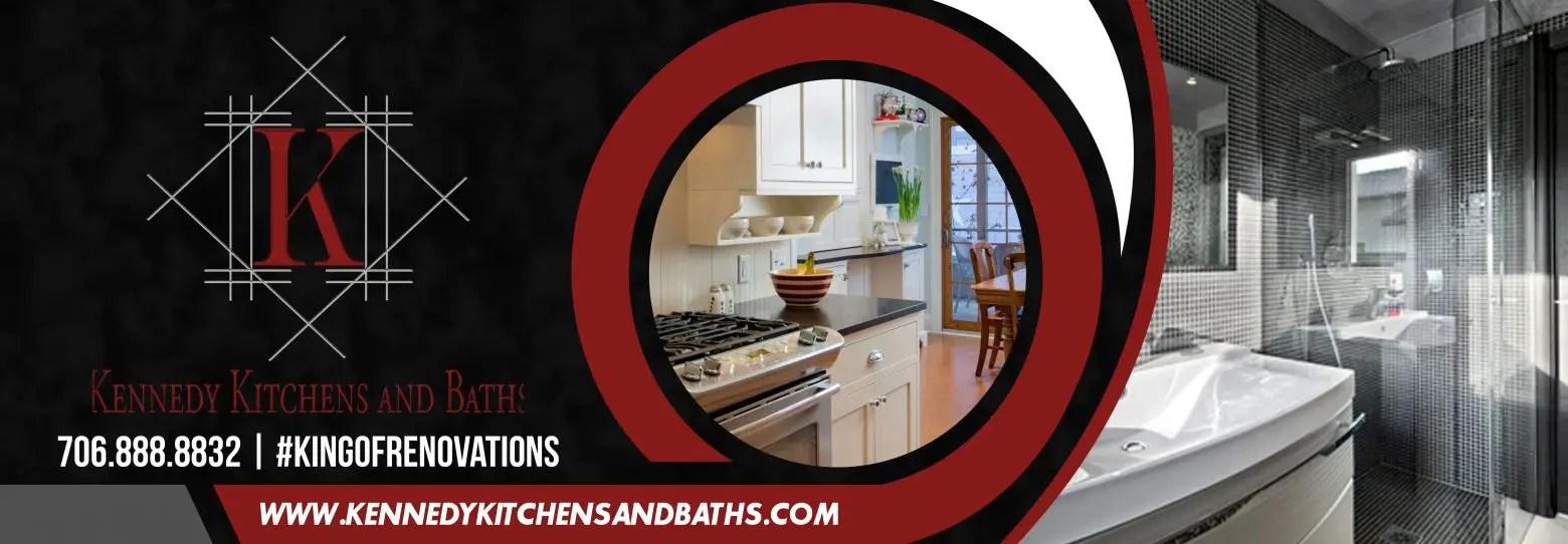 Luxury COlumbus GA Kitchen Renovations