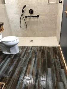 Perdido Key Fl ADA Bathroom Luxury