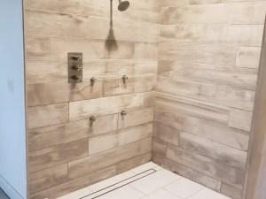 Columbus Ga Best Linear Drain Showers