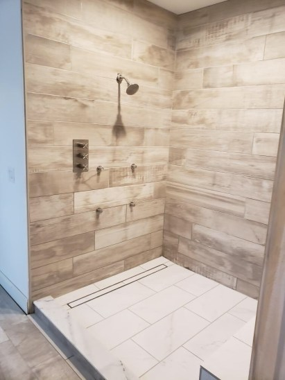 Columbus Ga Best Linear Drain Showers