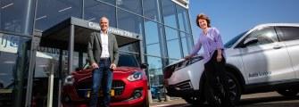 Sterkste Schakel genomineerde: Auto Luykx