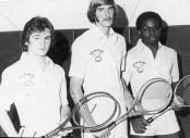 College Captains: Bargers, Collins, Castleman
