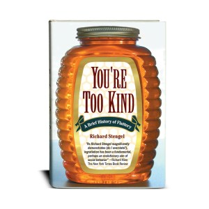 You're Too Kind book jacket