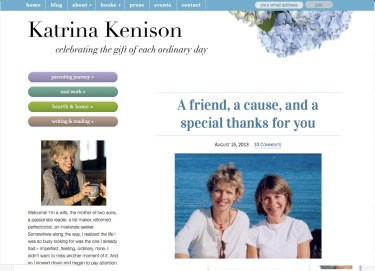 Katrina Kenison