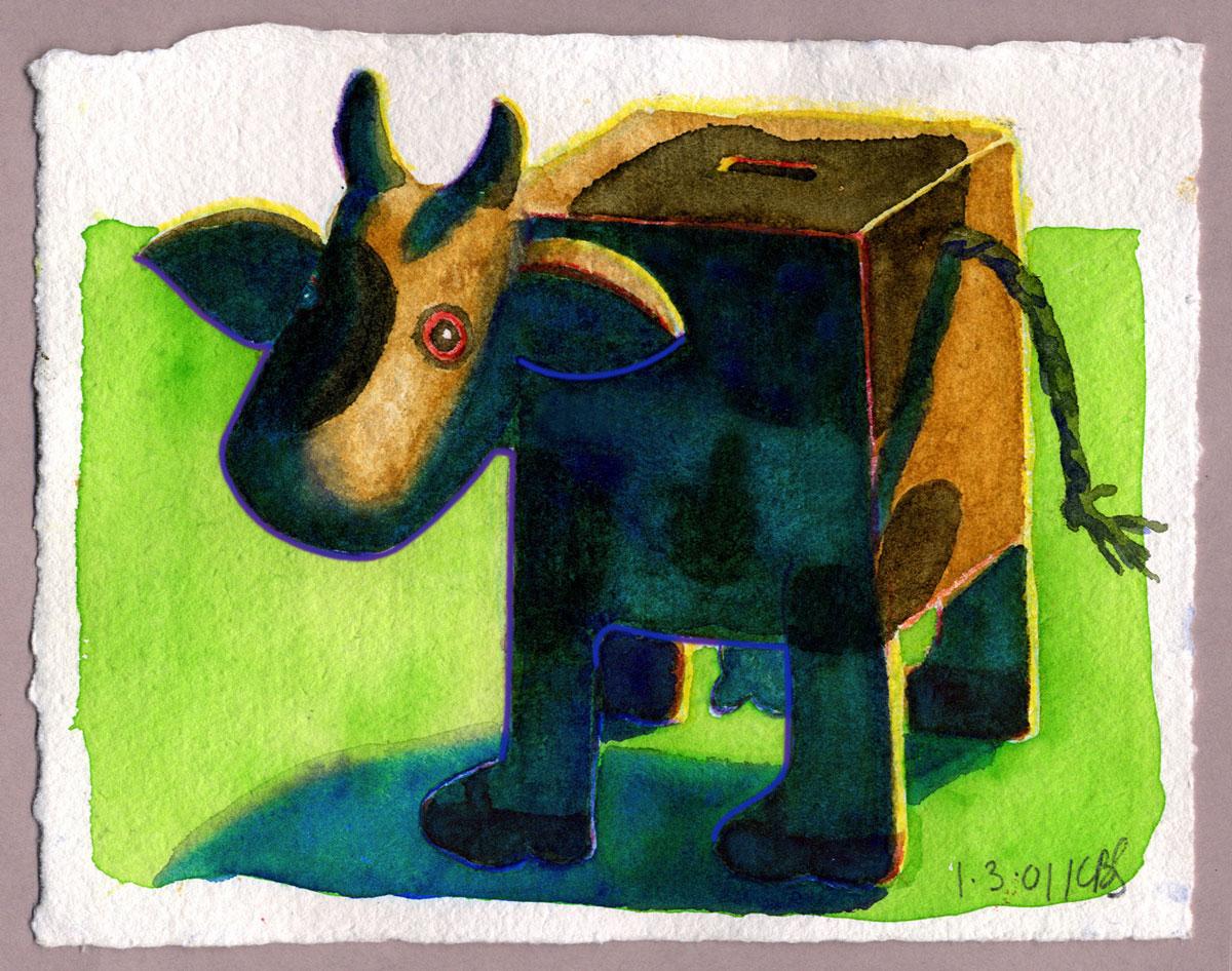Useful Cow