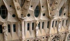 Sagrada Familia exterior decoration