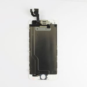 iPhone 6 Display Assembly White Back