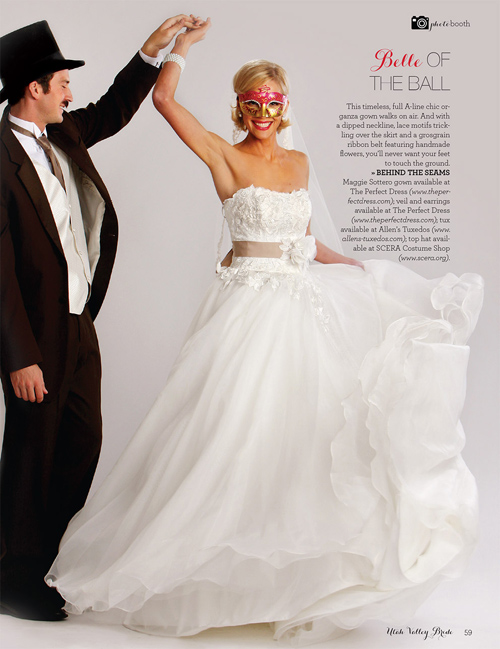 Editorial Bridal Magazine Shoot Part 2 of 3
