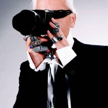 Karl Lagerfeld: Top Photographer, Designer, etc.