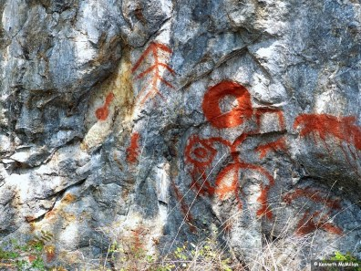 Pictograph - Queen's Reach 1