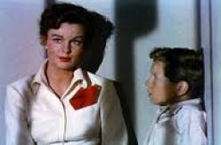 Helena Carter in Invaders from Mars