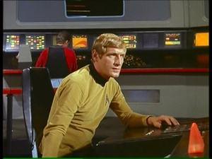 John Winston in Star Trek