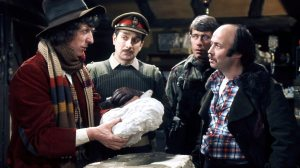 Nicholas Courtney in Doctor Who
