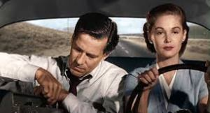 Hugh Marlowe in Earth vs The Flying Saucers. He was also in The Day the Earth Stood Still.