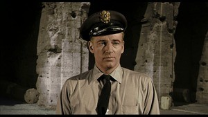 William Hopper in 20 Million Miles to Earth.