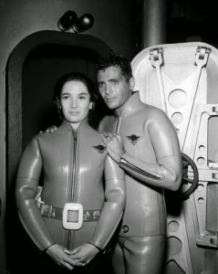 Linda Cristal in Voyage to the Bottom of the Sea.