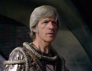 James Ackley Maxwell in Doctor Who