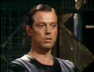Leslie Grantham as Kiston in Doctor Who