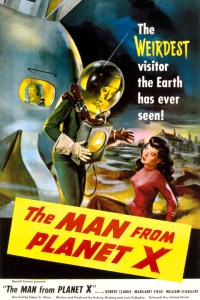 The Man from Planet X is released