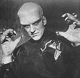 James Arness as The Thing