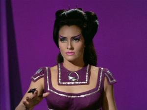 Lee Meriwether in Star Trek