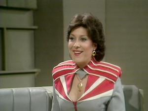 Lynda Bellingham in Blakes 7