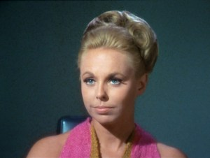 Sarah Marshall in Star Trek