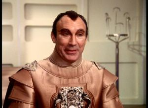 Roy Marsden in Space 1999