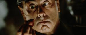 Dan Hedaya doing a brain examination in Alien Resurrection. Too bad it was his own.