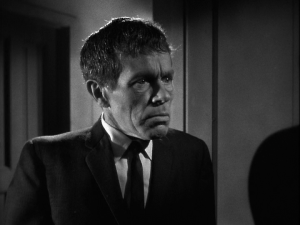Walter Burke in The Outer Limits: The Invisibles