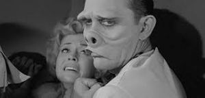 Donna Douglas in The Twilight Zone: Eye of the Beholder