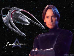Kevin Sorbo in Andromeda