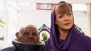 Samantha Bond in Doctor Who