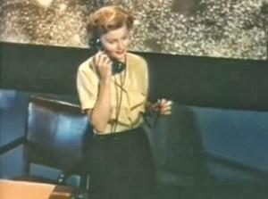 Barbara Billingsley in Invaders From Mars
