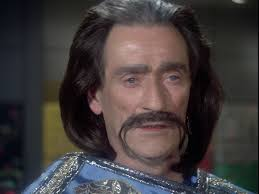 Guy Rolfe in Space 1999