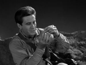 Rudy Solari in The Outer Limits: The Invisible Enemy