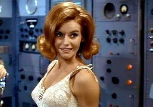 Sharon Farrell in Man From Atlantis