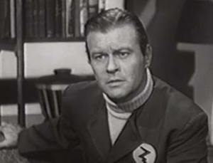 Tom Brown in Rocky Jones, Space Ranger