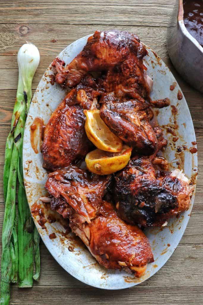 BBQ Chicken - Kenneth Temple