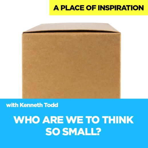 #18 Who Are We To Think So Smalls