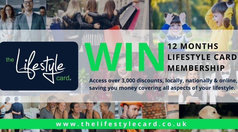 Win a Lifestyle Card