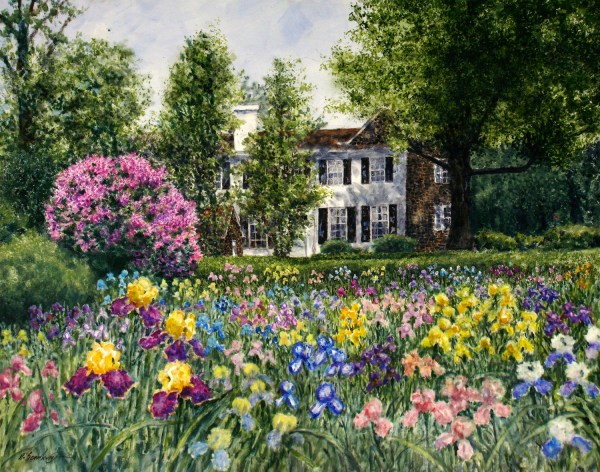 Paul Scarborough Paintings Chadds Ford