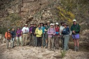 La Milagrosa Loop Hikers