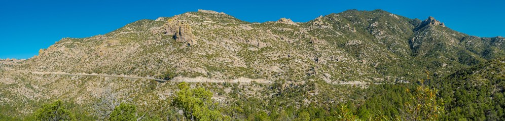 Catalina Highway from Bug Springs Trail- blog II