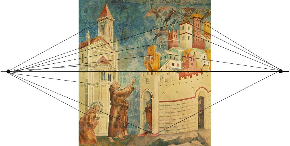 Giotto San Francesco