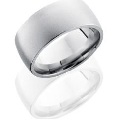 CC10D - Cobalt Chrome 10mm Domed Band