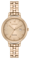 Chandler main1 - Citizen Eco-Drive Chandler Ladies' Watch EW2443-55X