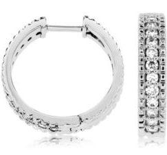 WC8129D e1518483626627 - Diamond Hoop Earrings